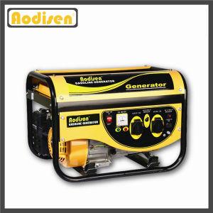 3kVA Portable 4 Stroke Electricity Gasoline Genset (generator) pictures & photos