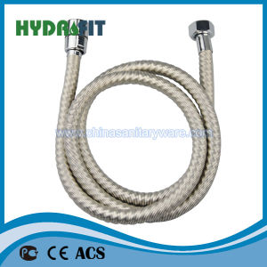 Stainless Steel Spring Shower Hose (HY6019) pictures & photos