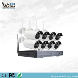 Hot Sale 8chs WiFi 1.3MP/2.0MP NVR Kits Surveillance System pictures & photos