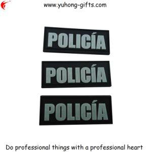 OEM Garment Soft PVC Patch (YH-L031) pictures & photos