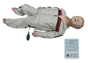 Xy-CPR170 Child CPR Skill Training Manikin pictures & photos