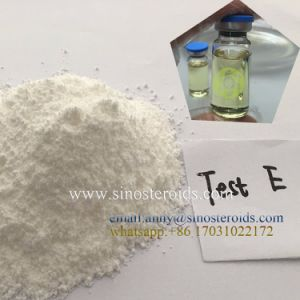 Pharmaceutical Grade Test Steroids Injectable Anabolic Steroid Testosterone Enanthate pictures & photos