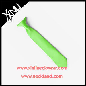 Polyester Uniform Clip on Wholesale School Ties pictures & photos