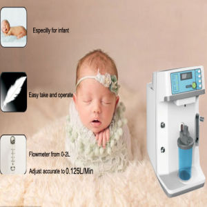 Medical Care Oxygen Concentrator for Children pictures & photos