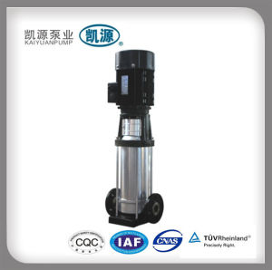 220V and 50Hz Stainless Steel Non-Self-Priming Pump pictures & photos