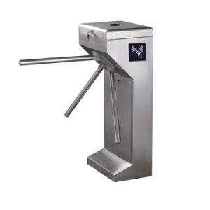 IP54 Stainless Steel Tripod Turnstile Access Control System pictures & photos