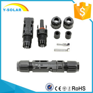 2.5mm2~6.0mm2 Male/Female IP67 Solar PV Connectors Mc4X-B2 pictures & photos