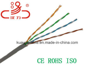 UTP Cat 5e Lsoh/Computer Cable/ Data Cable/ Communication Cable/ Connector/ Audio Cable pictures & photos