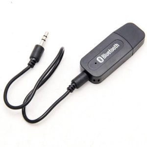 USB Bluetooth Music Audio Stereo Receiver Adapter 3.5mm for Car Aux in Home Speaker pictures & photos