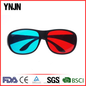 Ynjn Wholesale Bulk Good Price Red Blue 3D Glasses (YJ-3D001) pictures & photos