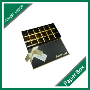 Hot Sell Paper Luxury Chocolate Packing Box pictures & photos