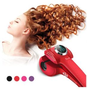 Fantastic Automatic Hair Curler with LCD Display pictures & photos