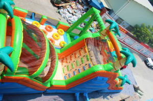 Giant Inflatable Obstacle Course for Kids and Adults (CHOB1113-1) pictures & photos