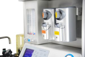 Jinling-01b Advanced Model Chinese Anesthesia Machine pictures & photos