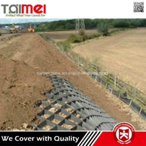 HDPE Geocell (CE & GOST) Gravel Stabilisation System pictures & photos