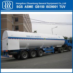 Liquid Oxygen Nitrogen Argon Storage Transportation Tanker Road Tanker pictures & photos