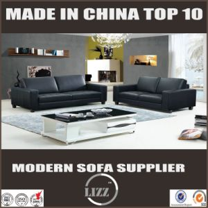 Black Color Modern Living Room Set Lz888b pictures & photos