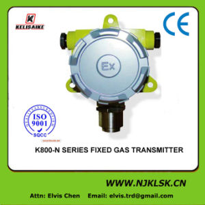 Factory Use Online 4-20mA LED Display Fixed Nh3 Gas Transmitter pictures & photos