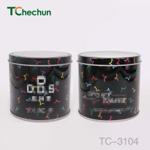 Cylindrical Around The Pattern Pattern Placed on The Watch Iron Box pictures & photos