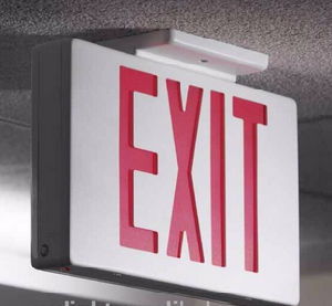 Emergency Light, Emergency Exit Sign, LED Emergency Light, LED Sign, pictures & photos