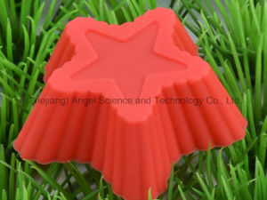 100% Food Grade Silicone Pudding Mould Cake Tool Sc51 pictures & photos