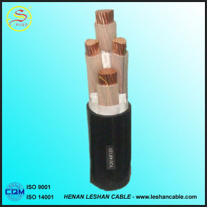Multi-Core High Pure Copper Conductor XLPE Power Cable pictures & photos