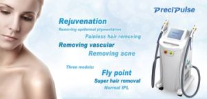 IPL Shr Laser for Permanent Hair Removal Machine Price Opt IPL Beauty Equipment for Skin Rejuvenation Acne Removal and Pigmentation Removal pictures & photos