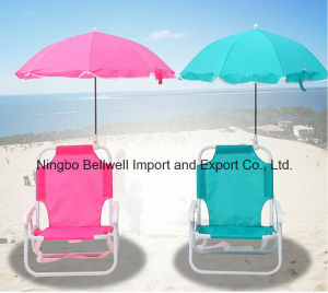 Children Kids Folding Beach chair Umbrella pictures & photos