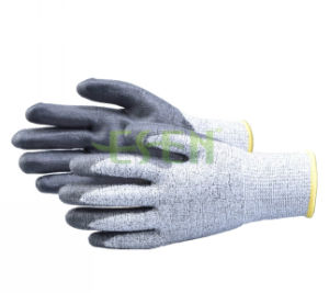 Nmsafety 13 Gauge  Glove  Latex/Nitrile Foam  Gloves/Palm  Coated  Glove  with Ce Certification pictures & photos