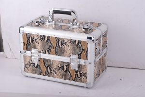 Aluminum Case Professional Carrying Aluminum Makeup Kit pictures & photos