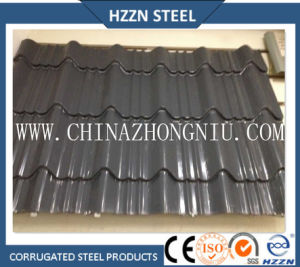 Color Coated Corrugated Roofing Sheets pictures & photos