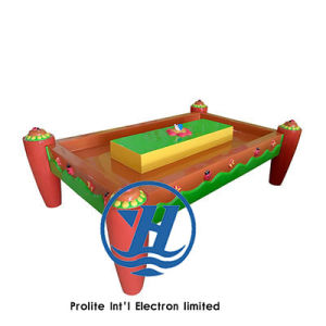 Multiple Design Sand Table Soft Play Equipment for Children (ZJ-OST04) pictures & photos