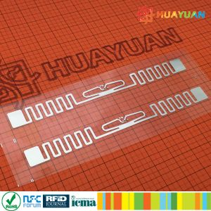 Product Tracking system AD9720 RFID UHF Dry inlay tag pictures & photos