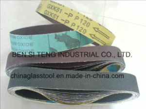 Silicon Carbide Abrasive Belts 533*30 for Metal/ Steel/Stainless Steel/ Glass/Wood pictures & photos