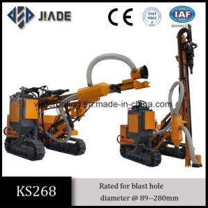 Ks268 Pneumatic Drilling Rig for Mining Blast Hole Drilling pictures & photos