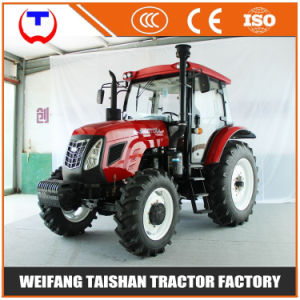130HP China Agricultural Tractor with Luxury Cab pictures & photos