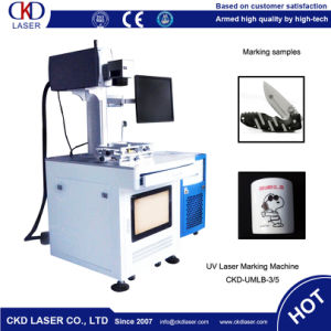 Advanced Laser Marking Machine for Tableware pictures & photos
