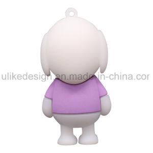 Dizzy Snoopy PVC USB Flash Drive (UL-PVC018-01) pictures & photos