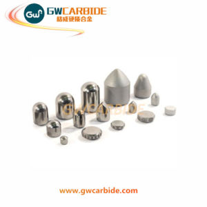 Tungsten Carbide Buttons for Mining Drills pictures & photos