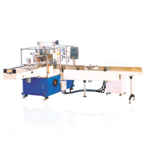 Zb-300 Automatic Serviette Napkin Paper and Facial Tissue Soft Film Packing Machine pictures & photos