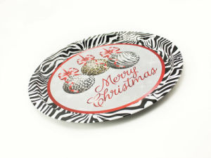 Christmas Gifts Tin Serving Trays pictures & photos