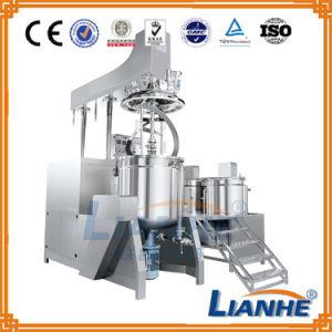 Body Cream Vacuum Mixer Cosmetic Homogenizer Mixing Machine pictures & photos