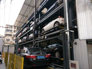 Smart Parking System- Stacker Type pictures & photos