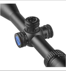 6-24X44 Aoe Tactical Hunting Rifle Scope with Illumination Mil DOT Reticle pictures & photos