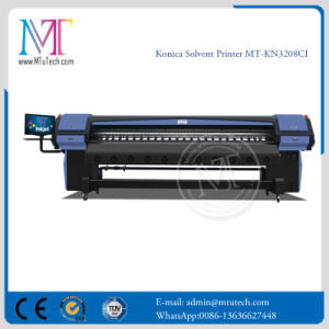 Special Digital Large Format Inkjet Solvent Printer pictures & photos