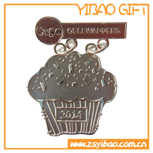 Promotional Metal Pin Badge for Souvenir Gift (YB-LP-054) pictures & photos