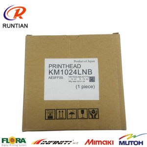 Original Brand-New Inkjet Printer Head Km1024LNB for Konica 1024 42pl Printhead for Flora Large Format Printer Printing Machinery Parts pictures & photos