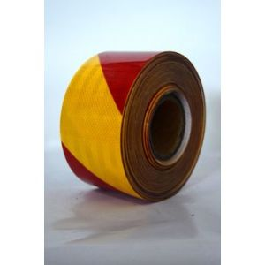 2016 New Design 50cm Length Yellow/Red Cellular Reflective Tape pictures & photos
