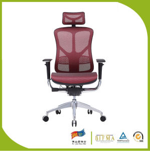 Wire Control Mechanism Executive Office Mesh Chair pictures & photos