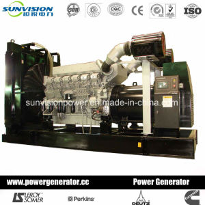 600kw Heavy Duty Diesel Generator with Mitsubishi Engine pictures & photos